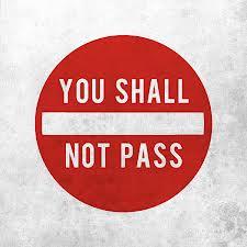 not pass