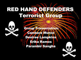 red hand defenders