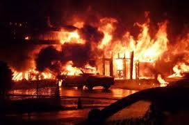 shop arson