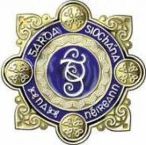 garda badge