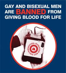gay blood ban