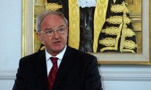 Sir Declan Morgan, lord chief justice of Northern Ireland