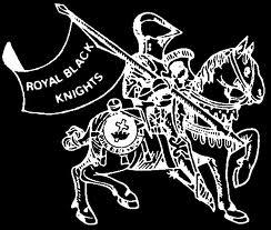 royal black knight
