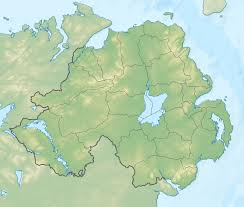 map of ni