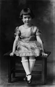 child in 1920s