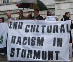 cultural racism in stormont