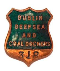 dublin docker badge