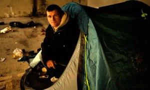 homeless inDublin