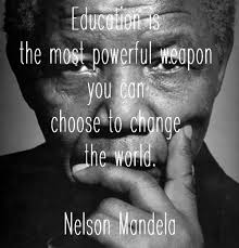 mandela and education