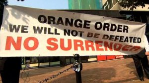 orange no surrender