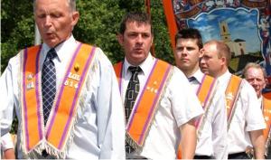 parading orange order