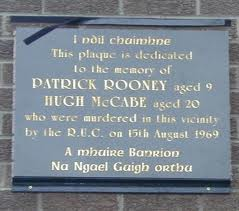 rooney plaque