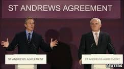 st andrews agreement