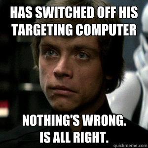 computer off