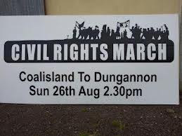 dungannon-coalisland march