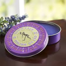 lavender polish