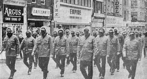 loyalist strike