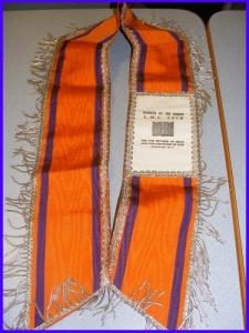 orange colarette