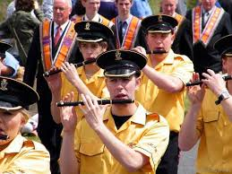 orange flute band