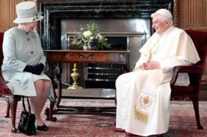 Britain Pope