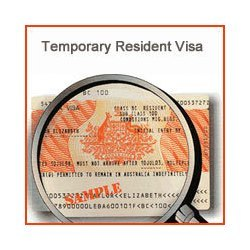 temporary visa