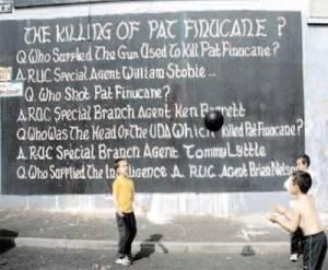 questions about finucane