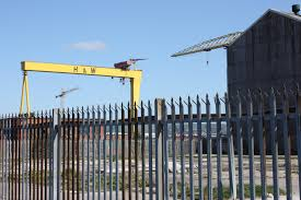 harland and wolff crane