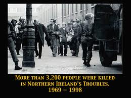 number of killed in troubles