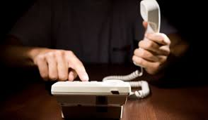 uvf phonecall