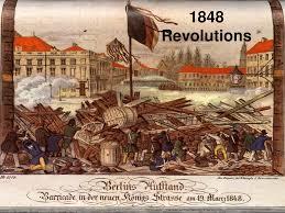 1848 revolutions