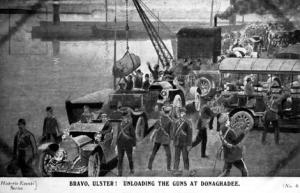 donaghdee gunrunning