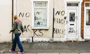 no blacks