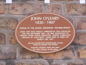 oleary plaque