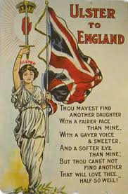 ulster is english