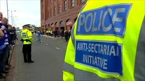 anti-sectarian police