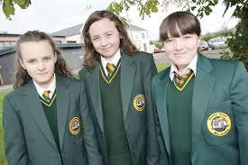 irish schoolgirls