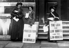 ulster suffragettes