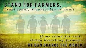stand for farmers