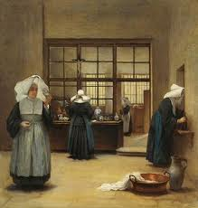 irish hospital nuns