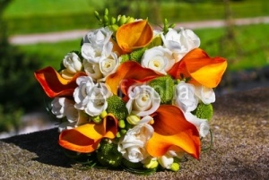 tri bouquet