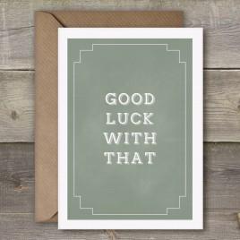 Good-Luck 3