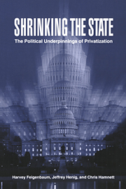 shrinking the state