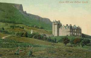 cavehill and castle