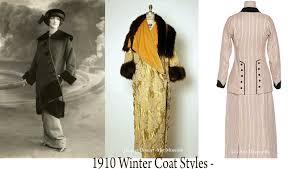 1912 coats
