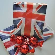 pressies in union flag