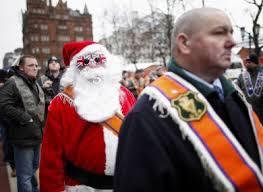 santa and orange order