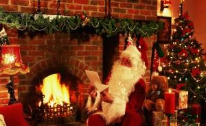 santa gets letter