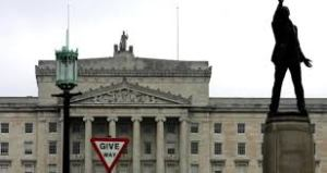 stormont give way
