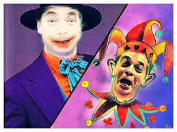 farage as joker