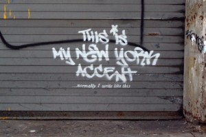 banksy accent